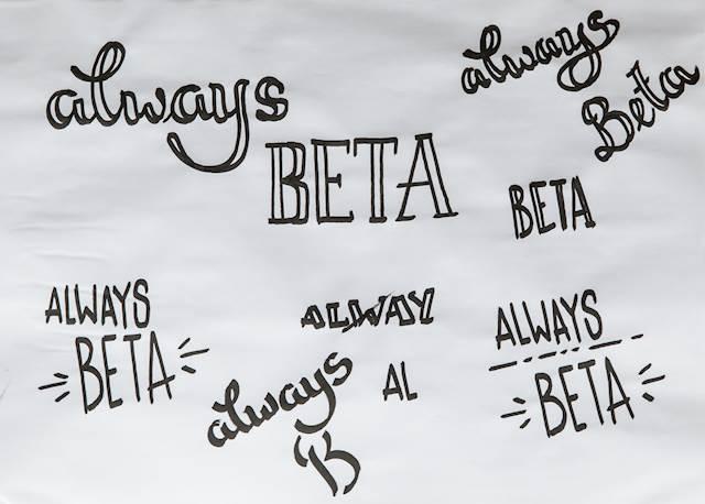 Typo Always Beta