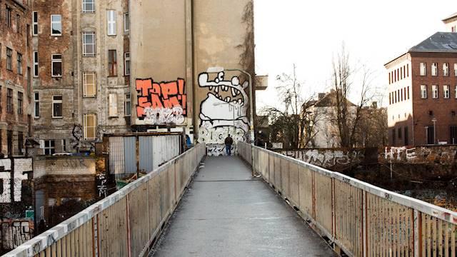 Graffiti-Hauptstadt der Welt
